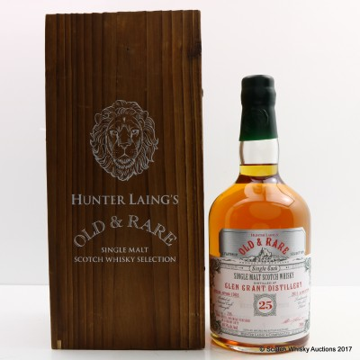 Glen Grant 1985 25 Year Old Old & Rare