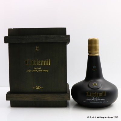 Littlemill 21 Year Old 1st Release