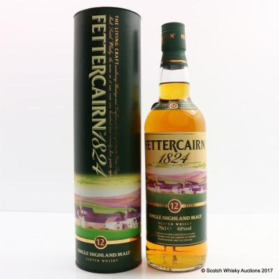 Fettercairn 12 Year Old