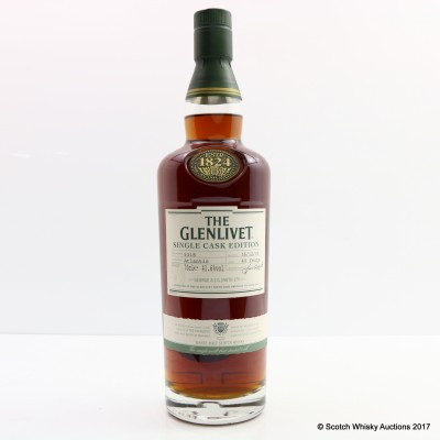 Glenlivet 40 Year Old Single Cask Atlantic