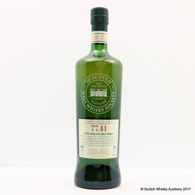 SMWS 77.41 Glen Ord 2003 12 Year Old