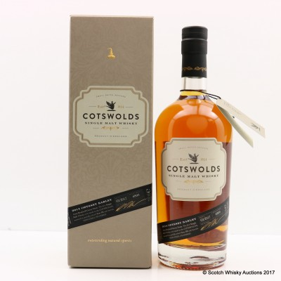Cotswolds Single Malt Batch #3