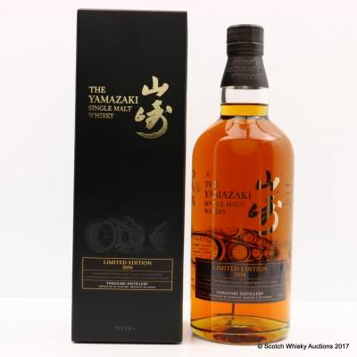 Yamazaki 2016 Limited Edition