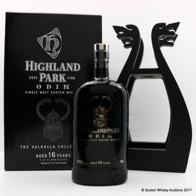 Highland Park 16 Year Old Odin