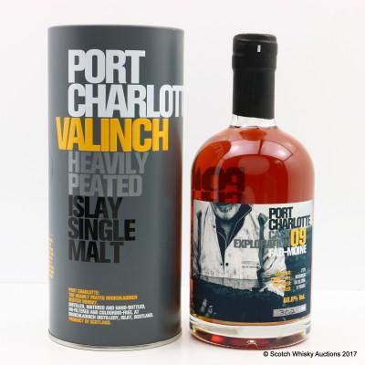 Port Charlotte Valinch 09 Cask Exploration Fad-Moine 50cl
