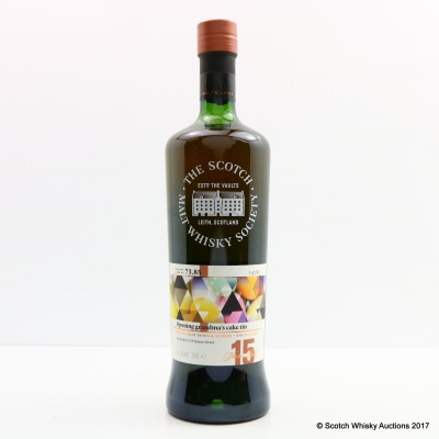 SMWS 73.85 Aultmore 2001 15 Year Old