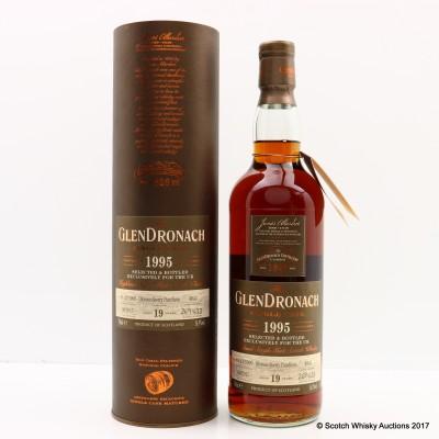 GlenDronach 1995 19 Year Old Single Cask #4943