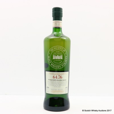 SMWS 64.76 Mannochmore 2006 9 Year Old