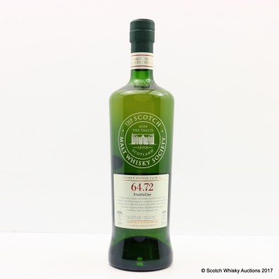 SMWS 64.72 Mannochmore 2006 9 Year Old