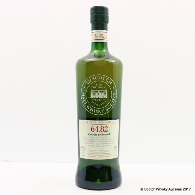 SMWS 64.82 Mannochmore 2003 13 Year Old