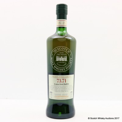 SMWS 73.71 Aultmore 2001 14 Year Old