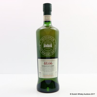 SMWS 48.66 Balmenach 2002 13 Year Old