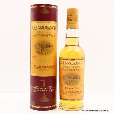 Glenmorangie 10 Year Old 35cl