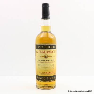 Glenmorangie Fino Sherry Finish Old Style