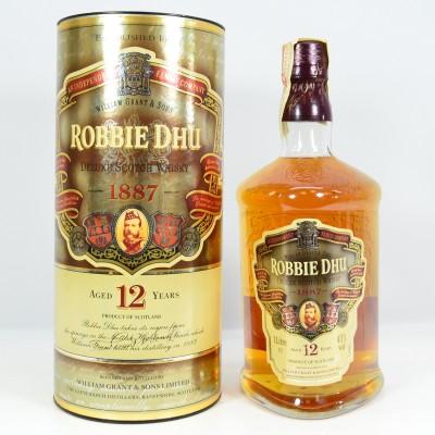 Robbie Dhu 12 Year Old 1L