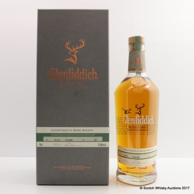Glenfiddich Rare Whisky 21 Year Old Distillery Exclusive Cask #11