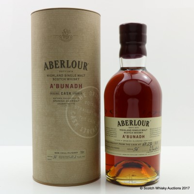 Aberlour A'Bunadh Batch #56