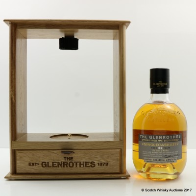 Glenrothes 1985 32 Year Old Single Cask #8377