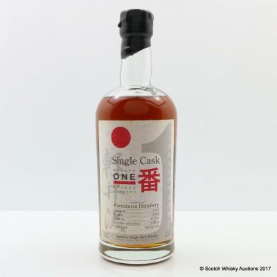 Karuizawa 1972 Single Cask #7290