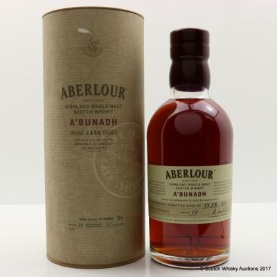 Aberlour A'Bunadh Batch #39 75cl
