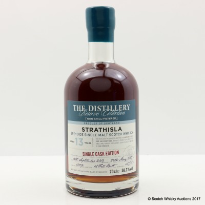 Strathisla 2003 13 Year Old Distillery Reserve Collection
