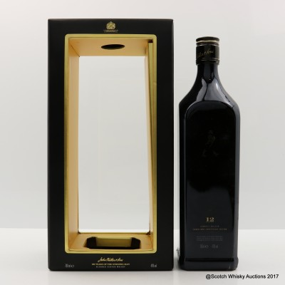 Johnnie Walker 12 Year Old Centenary Edition Black Label