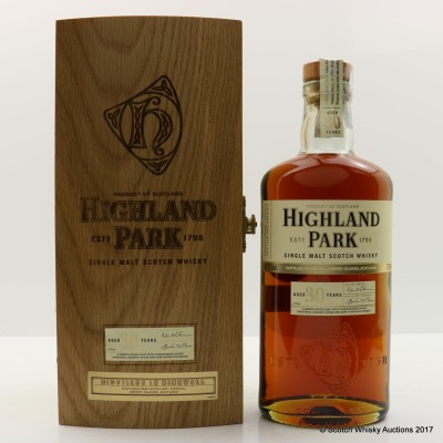 Highland Park 30 Year Old