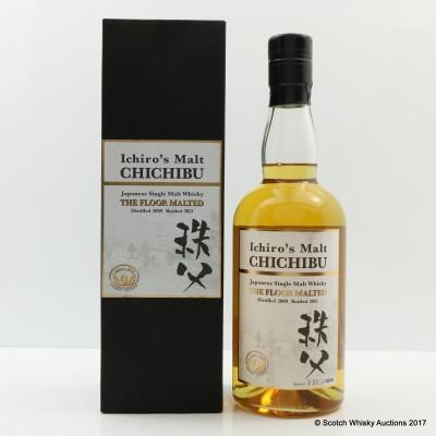 Chichibu Ichiro's Malt 2009 The Floor Malted