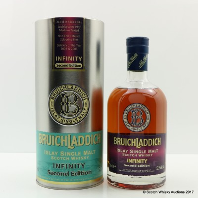 Bruichladdich Infinity 2nd Edition