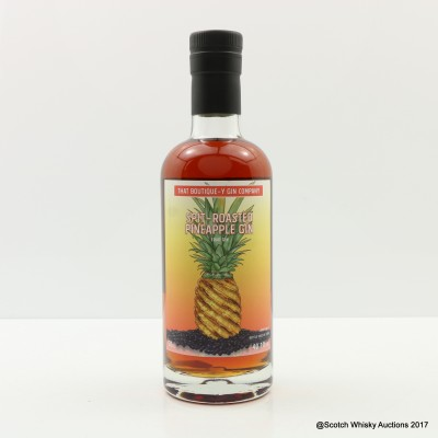 Boutique-Y Gin Company Spit-Roasted Pineapple Gin Batch #2 50cl