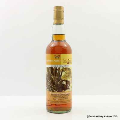 Jamaican Rum 1977 35 Year Old Whisky Agency