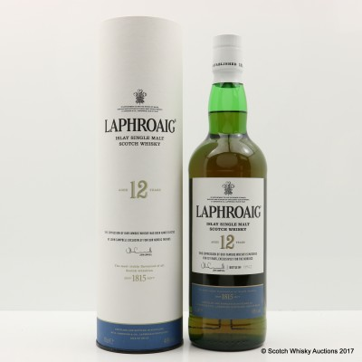 Laphroaig 12 Year Old Nordic Exclusive