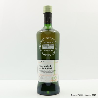 SMWS 4.230 Highland Park 2004 12 Year Old