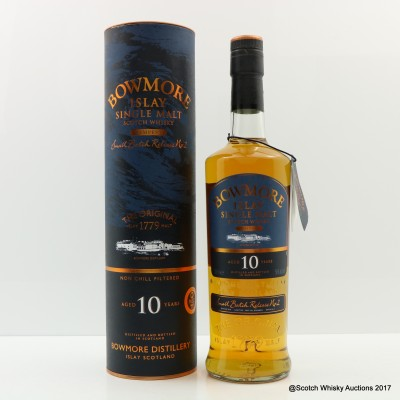 Bowmore 10 Year Old Small Batch Release #2