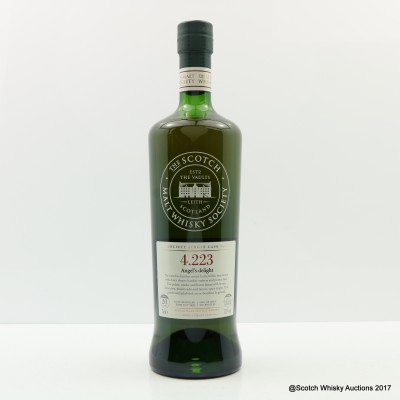 SMWS 4.223 Highland Park 1995 20 Year Old