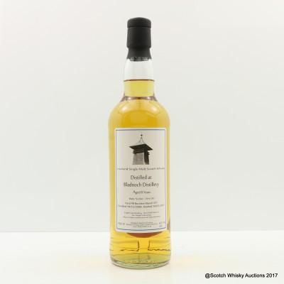 Bladnoch 2006 8 Year Old Whisky Broker