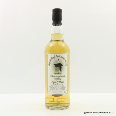 Glentauchers 1996 17 Year Old Whisky Broker