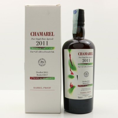 Chamarel 2011 6 Year Old For The 70th Anniversary Of Velier