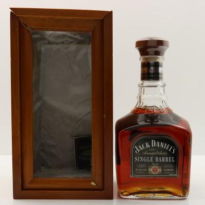 Jack Daniel's Single Barrel 75cl