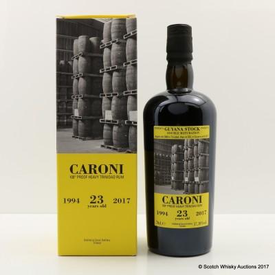 Caroni 1994 23 Year Old Heavy Trinidad Rum 36th Release
