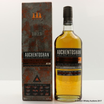 Auchentoshan The Bartender's Malt Edition #1