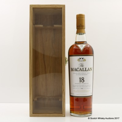 Macallan 18 Year Old 1990 75cl