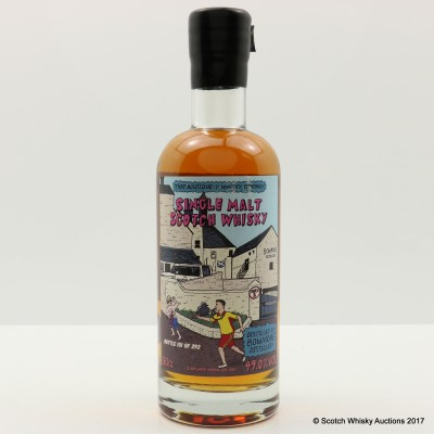 Boutique-y Whisky Co Bowmore Batch #2 50cl