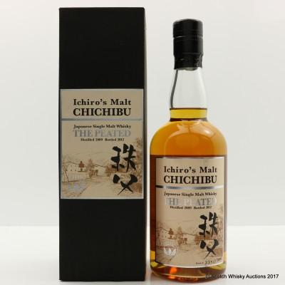 Chichibu Ichiro's 2009 The Peated