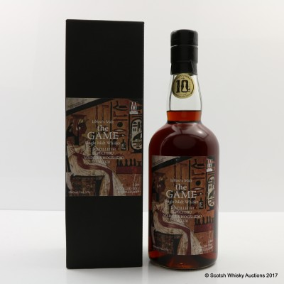 Chichibu Ichiro's Malt 2011 The Game 7th Edition