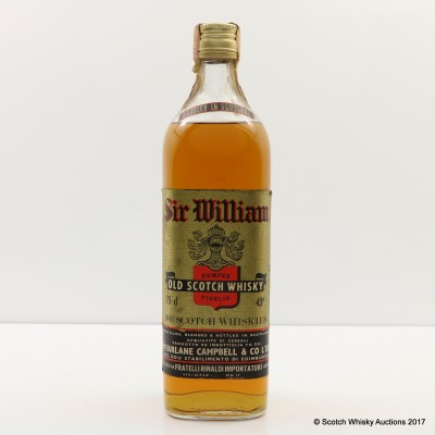 Sir William 75cl