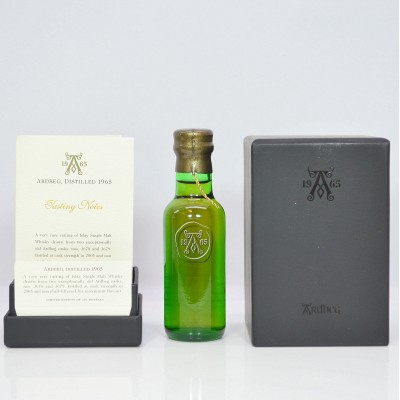 Ardbeg Special 1965 39 Year Old Mini 5cl