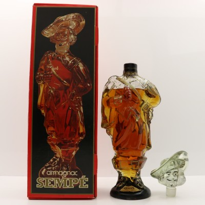 Sempe V.O. Armagnac Decanter 50cl