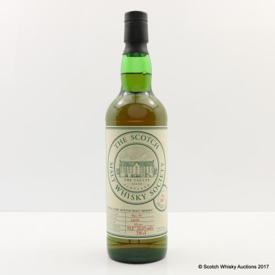SMWS 38.11 Caperdonich 1970 32 Year Old