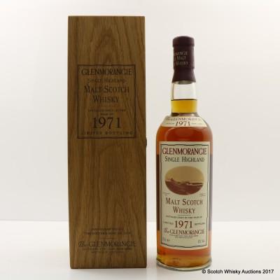 Glenmorangie 1971 150th Anniversary